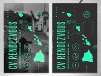 CV Rendezvous III - Poster Series