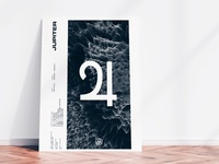 Atomic Kinfolk - Jupiter System Art Print