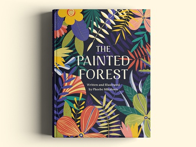 The Painted Forest, Illustration Detail