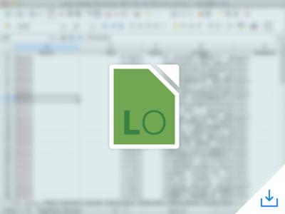 LibreOffice Icon