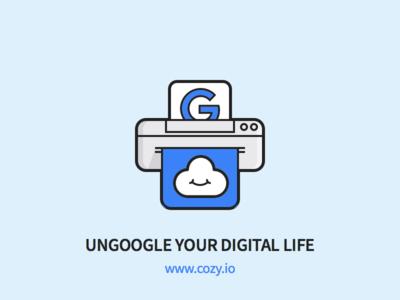Cozy - Ungoogle your Digital Life