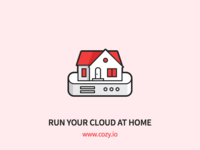 Cozy - Run your Could at Home