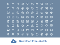 Icon Set Sketchapp