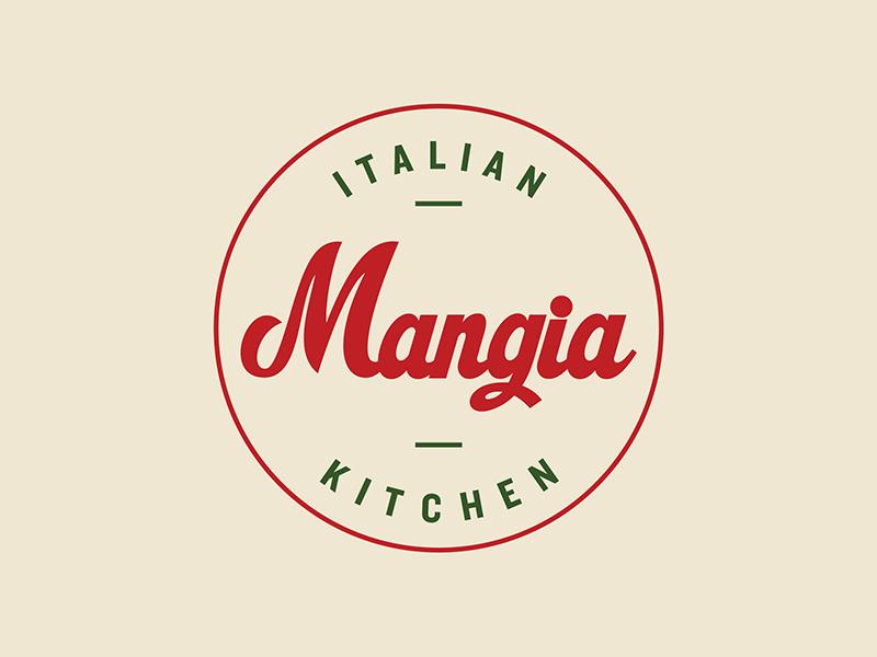 Mangia Italian Kitchen By Cris Dinoto On Dribbble