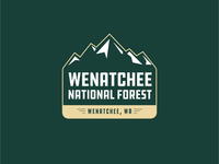 Wenatchee National Forest - Thirty Logos Day 25