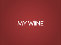 My Wine - Thirty Logos Day 26