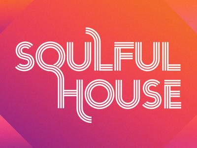 Soulful House Wordmark