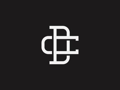 Personal Logo - CD monogram