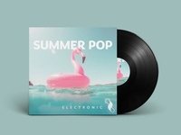 Summer Pop Album Cover