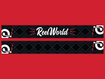 ReelWorld Scarf Design