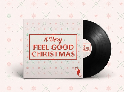 Feel Good Christmas Album Cover