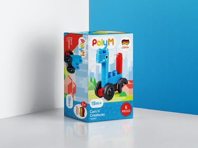 PolyM Packaging Design