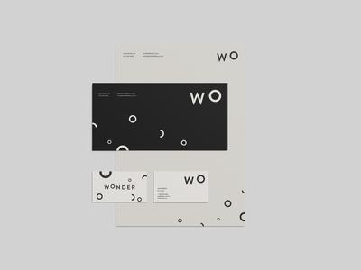 Wonderwall - Branding Set