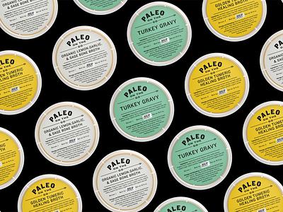 POTG packaging branding logo paleo