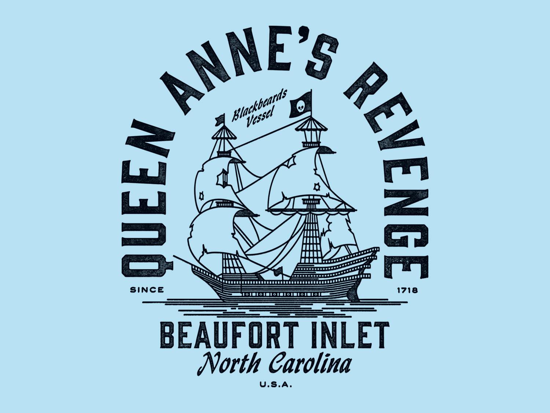 Queen Anne's Revenge north carolina nc queen annes revenge ship pirate
