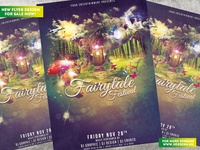 Fairytale Festival Flyer