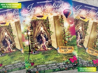 Imagination Festival Flyer