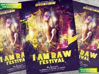 I am Raw Festival