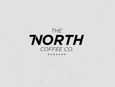 7North Coffee Co. | Wordmark