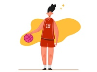 The Job Series - #1 Basketball Player