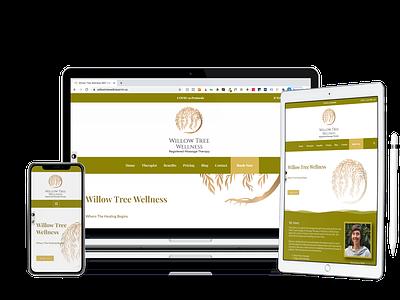 willowtreewellnessrmt elementor wordpress design wordpress webdesign ux branding web website website design web design