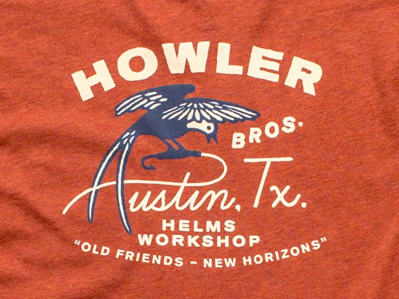 Scissortailed Fly Catcher clothing branding apparel design texas illustration type fishing fly bird