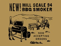 Mill Scale 94 Smoker