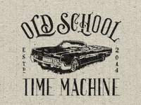 Old School Time Machine