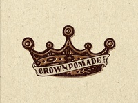 Crown Pomade Logo