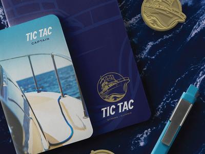 Tic Tac the Boat
