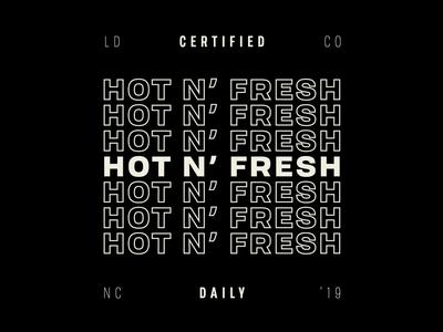 Hot n' Fresh