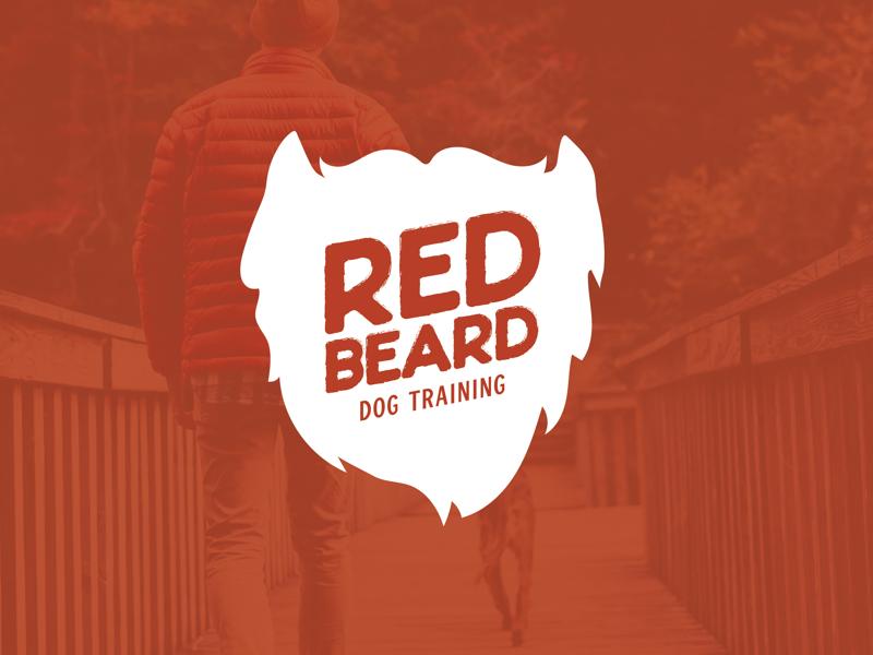 Red Beard identity graphic design north carolina typography type illustration animals brand branding lunchdesignco