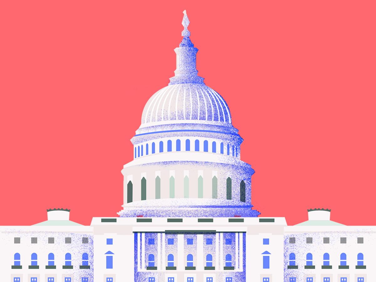 Politics vector illustration politics