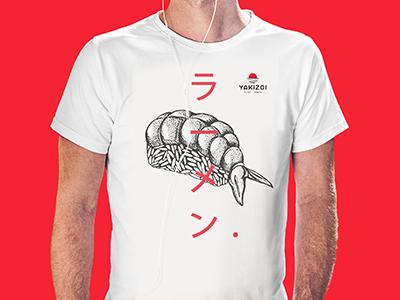 T-Shirt YAKIZOI