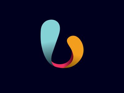U fullcolor marketing print logo u