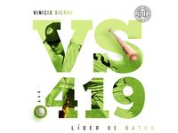 Vinicio Sierra .419
