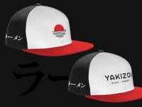 Yakizoi Caps