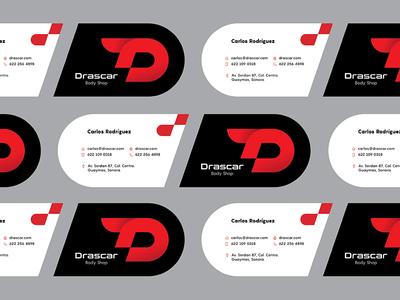 Business Card DRASCAR