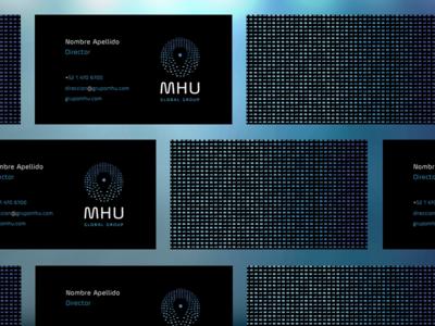 Business Card MHU