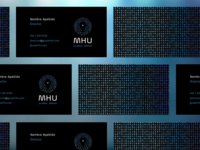 Business Card MHU