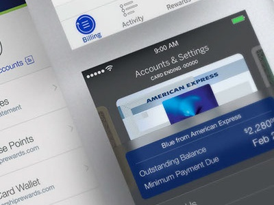 Design Case: Amex Mobile