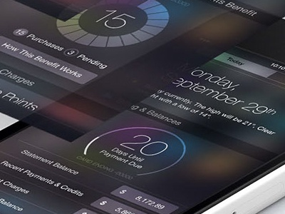 Design Case: iOS Widgets