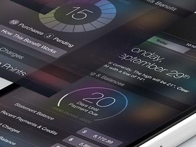 Design Case: iOS Widgets