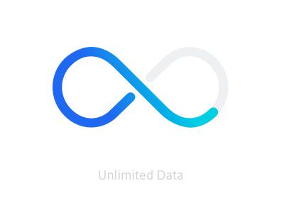 Icon: Unlimited Data xfinitymobile