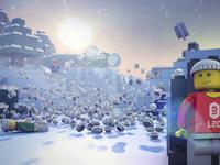 Winter Lego Fun