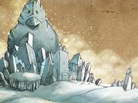 Ice Island Concept