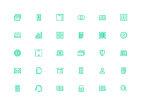 Ultracart Icons