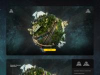 Astec Interactive UI Screens