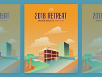 2018 L2D Retreat Poster