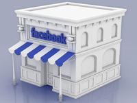 Facebook Store Icon